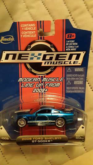 NEXGEN MUSCLE 2008 FORD SHELBY GT-500KR for Sale in Lawrence, MA