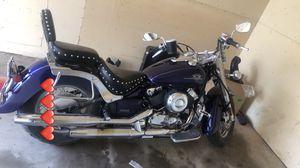 2003 Yamaha Vstar 650 custom for Sale in Wichita, KS