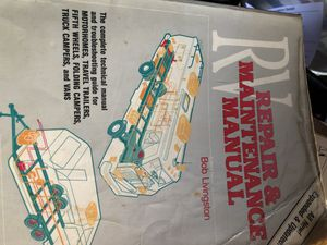 Repair and maintenance manual for an RV for Sale in Mobile, AL