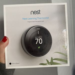 Brand New Nest Learning Thermostat for Sale in Linden, NJ