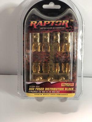 Stinger raptor fused distribution block for Sale in Washington, DC