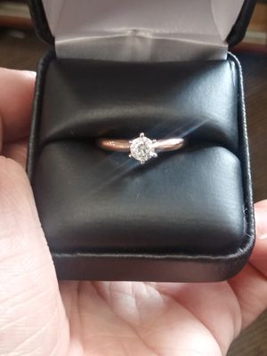 Diamond engagement ring for Sale in Buffalo, NY