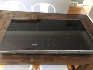 """Miele KM 5773 36"""" Induction Cooktop - Excellent Condition! for Sale in Seattle, WA"""