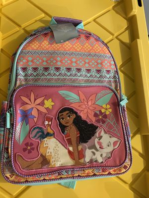 Moana backpack for Sale in Anaheim, CA