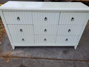 Solid Wood 9 Piece Enchanted Dresser/Buffet/Media for Sale in Orlando, FL
