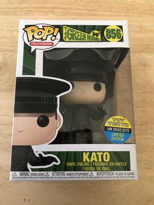 SDCC 2019 Funko POP! Television The Green Hornet Kato #856 Toy Tokyo *Limited Edition* for Sale in San Diego, CA