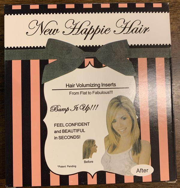 New Happie Hair