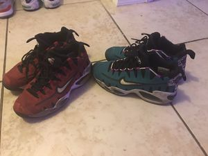Nike shoes men size 8 for Sale in Miami, FL