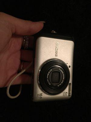 Canon digital camera 10.0mp for Sale in Albuquerque, NM