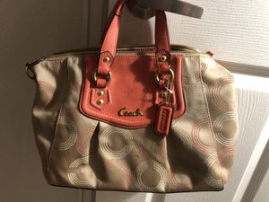 Coach purse for Sale in Englewood, CO