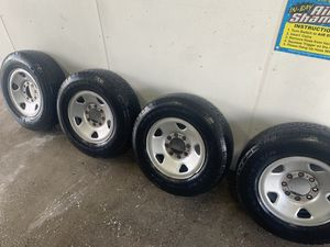 Ford Heavy duty wheels for Sale in Baltimore, MD