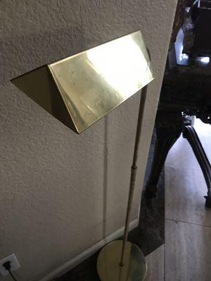 Brass lamp for Sale in Modesto, CA