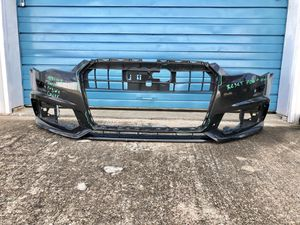 Audi A6 S6 S Line Front Bumper Cover Oem 2015 2016 2017 for Sale in Houston, TX