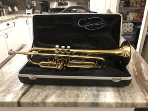 Trumpet - WEIMAR TRUMPET WITH CASE-USED for Sale in Sterling, VA