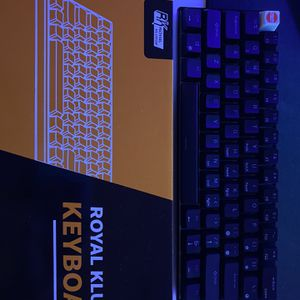 RK61 Brown Switches Keyboard for Sale in Charlotte, NC