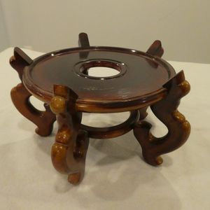 Oriental Rosewood Plant Stand 8 Inch for Sale in Fallston, MD