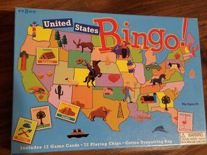 United States Bingo game for Sale in Houston, TX