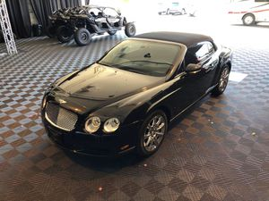 Bentley GT Convertible for Sale in Scottsdale, AZ