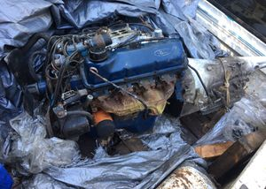 78 Ford 351m and C6 transmission for Sale in Lynnwood, WA
