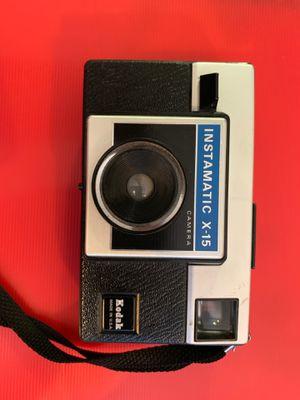 Kodak Instamatic X-15 (1976) for Sale in Columbus, OH