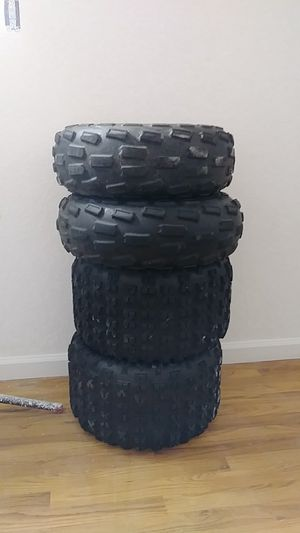 Polaris wheel and tire's for Sale in Denver, CO