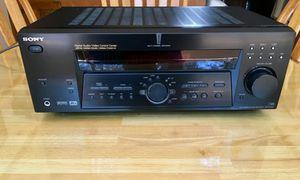 Sony Digital Audio/Video Receiver + 5 Speakers + Sub woofer for Sale in Orange, CA