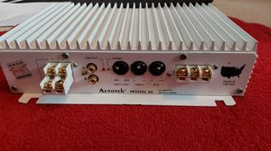 Autotek American made 90s cheater amp. Zed audio built for Sale in Houston, TX