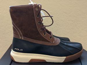 Polo Declan Duck Boots Size 7.5D Men for Sale in Pompano Beach, FL