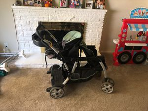 Graco Double Stroller for Sale in Redwood City, CA