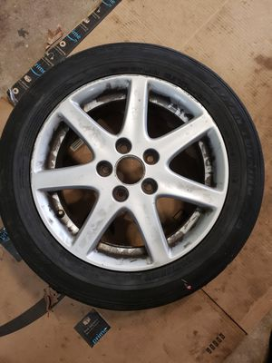 """One (1) Honda Accord Rim 16"""" 5x114.3 for Sale in Wethersfield, CT"""
