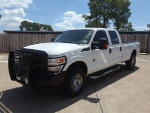 2011 Ford F350 Super Duty Turbo Diesel 4X4 for Sale in Lewisville, TX