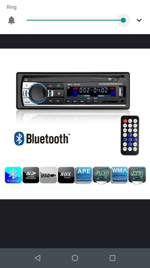 Bluetooth car stereo for Sale in Comins, MI