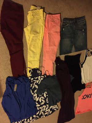Lot of women's clothes, purses, shoes, scarves and more for Sale in Camas, WA