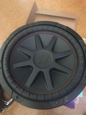 Pro comp VR subwoofer for Sale in Vista, CA