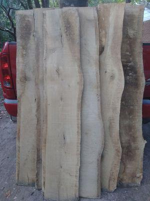 Lumber- oak slabs for Sale in Chesterfield, VA