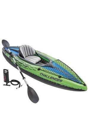 Intex Challenger Kayak K1 Series for Sale in Midlothian, VA