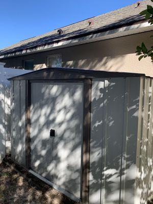Arrow storage shed for Sale in Apopka, FL