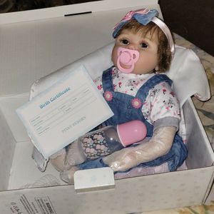 Life Like Baby Girl Doll for Sale in Hesperia, CA