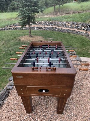 Harvard foosball table for Sale in Evergreen, CO
