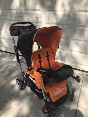 Joovy double stroller for Sale in Naperville, IL