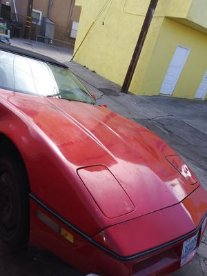 1990 CHEVY CORVETTE CONVERTIBLE for Sale in Long Beach, CA