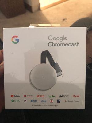 Google chromecast for Sale in Fayetteville, GA
