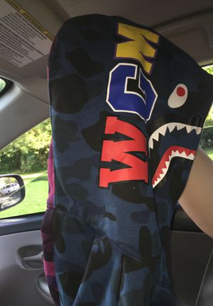 BAPE HOODIE for Sale in Huntingdon Valley, PA