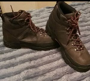 Waterproof work boots sz 11 for Sale in Tampa, FL