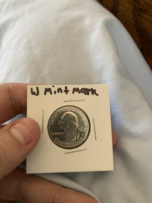 W mint mark quarter porch pickup only for Sale in Concord, NC
