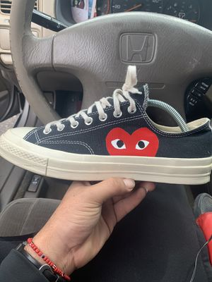 vnds cdg converse for Sale in Bell Gardens, CA