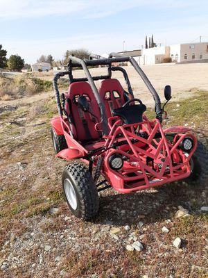2007 moto bravo buggy quad 4wheeler for Sale in Hesperia, CA
