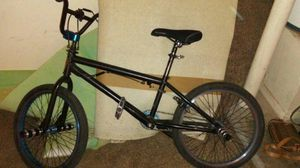 Bmx bike brand new seat pegs comes with front light and tail light pump and tools for Sale in Phoenix, AZ