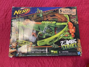 Nerf Gun Zombie Strike for Sale in Texas City, TX