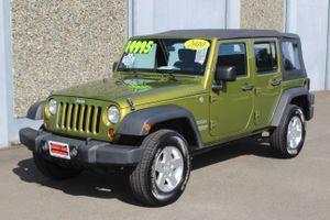 2010 Jeep Wrangler Unlimited for Sale in Auburn, WA